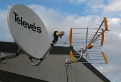 Antenas y redes TV Vigo