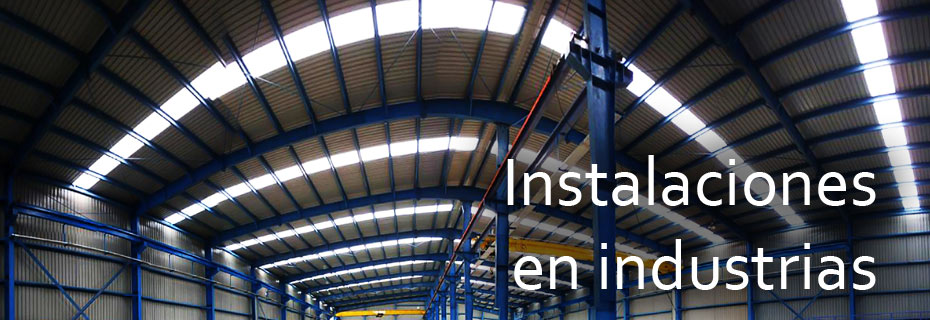 Instalación eléctrica ELRE 3